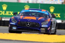 Bryce Ward / Christian Hohenadel - Winward Racing / HTP Motorsport