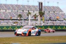 Chris Bellomo / Robert Orcutt - TRG - The Racers Group Porsche Cayman GT4 MR