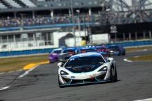 Jesse Lazare / Corey Fergus - Motorsports In Action McLaren GT4