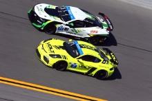 Alan Brynjolfsson / Trent Hindman Park Place Motorsports Porsche Cayman GT4 MR