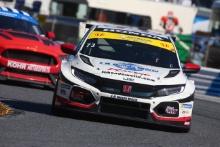 Mat Pombo / Mike LaMarra - LA Honda World Racing Honda Civic TCR