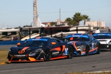 Paul Holton / Kuno Wittmer - Compass Racing McLaren GT4