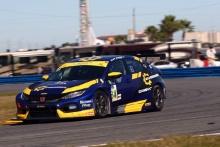 Brian Henderson / Todd Lamb - Atlanta Speedwerks Honda Civic TCR