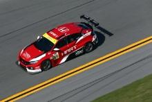 Chad Gilsinger / Ryan Eversley HART Honda Civic TCR