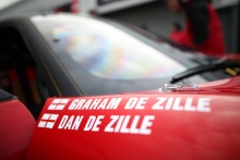 Graham de Zille - FF Corse Ferrari