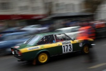 ROBERTS / TOMLINS Fiat 124 Coupe