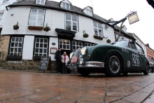 JAMES /  WOODBURN Jaguar Mk2 3.