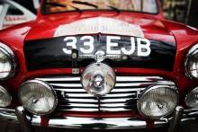 Paddy Hopkirk Mini 33 EJB