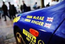 Colin McRae / Derek Ringer Subaru Impreza