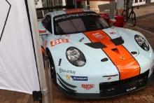 Norbar Gulf WEC Porsche GTE