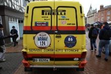 Renault Pirelli Service Van