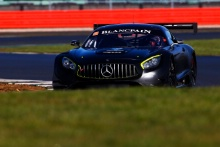 Adam Christodoulou (GBR) Strakka Racing Mercedes AMG
