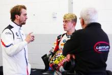 Jens Klingmann (GER) and Jack Mitchell (GBR) Century Motorsport BMW M6 GT3