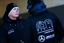 Ian Loggie (GBR) RAM Racing Mercedes-AMG GT3