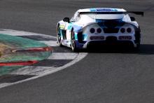 Connor O'Brien (GBR) Optimum Motorsport Ginetta G55