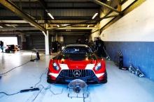 Ian Loggie / Callum MacLeod RAM Racing Mercedes-AMG GT3