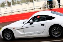 Bailey Voisin (GBR) Douglas Motorsport Ginetta Junior