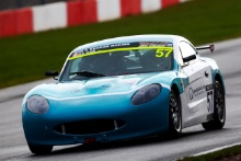 Gus Burton (GBR) Douglas Motorsport Ginetta Junior