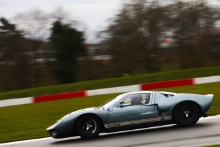 Andy Newall (GBR) Ford GT40