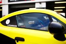 Joel Pearson (GBR) Elite Motorsport Ginetta Junior