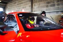 Aaron Scott (GBR) Ferrari