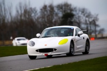 Bailey Voisin (GBR) Douglas Motorsport Ginetta Junior