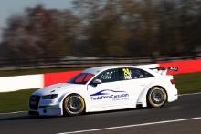 Jake Hill (GBR) AMD Audi A3