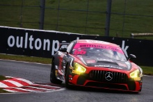Nick Jones / Scott Malvern Team Parker Racing Mercedes-AMG GT4