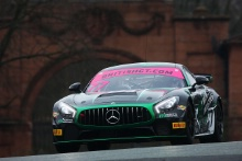 Mark Murfitt / Michael Broadhurst Fox Motorsport Mercedes-AMG GT4