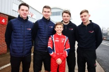 Alex Connor (GBR) Arden British F4