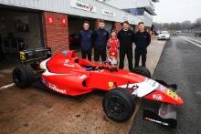 Alex Connor (GBR) Arden British F4