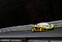 Graham Johnson / Michael O'Brien Balfe Motorsport McLaren 570S GT4