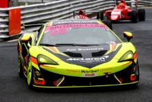 Graham Johnson / Michael O'Brien Balfe Motorsport McLaren 570S GT4