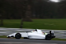 Roberto Faria (BRA) Fortec Motorsports British F4