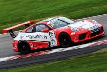 Dan Vaughan (GBR) Motorbase Porsche