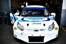 Richard Woods (GBR) HSG Motorsport Ford Focus TCR
