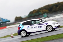 Team BRIT Volkswagen Polo