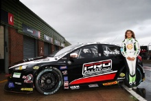 Jade Edwards (GBR) Motorbase Ford Focus