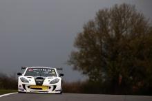 Jamie Hopkins Elite Motorsport Ginetta G55