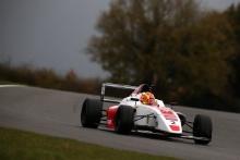 Leonardo Hu (CHN) Fortec Motorsports British F4