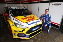 Kyle Reid (GBR) Motorbase Ford Focus
