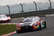 Luca Stolz / Maximiliian Gotz / Yelmer Buurman - Mercedes-AMG Team SPS Automotive Performance Mercedes-AMG GT3