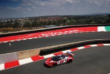 Kishoor Pitamber / Leonard Charles Thompson / Michael Stephen - Pablo Clark Racing Ferrari 458 Italia GT3