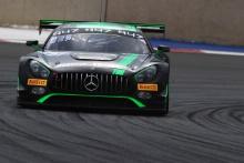 Dominik Baumann / Christina Nielsen / Adrian Henry D'Sliva - Strakka Racing Mercedes-AMG GT3