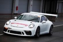 Fin Green (GBR) Redline Racing Porsche Carrera Cup