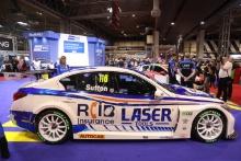 Ashley Sutton (GBR) Laser Tools Racing Infiniti Q50