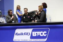Tom Chilton (GBR) BTC Racing Honda Civic