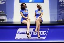 Kwik Fit BTCC Girls