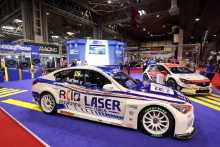 Ash Sutton (GBR) and Aiden Moffat (GBR) Laser Tools Racing Infiniti Q50