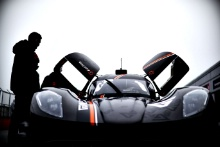 Mike Simpson (GBR) Ginetta LMP3